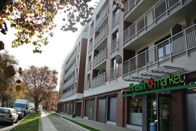 Apartamenty City House