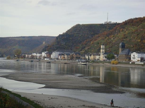 Hotel Rheinblick St Goar