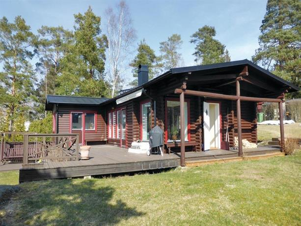 Holiday Home Grodinge with Fireplace 11
