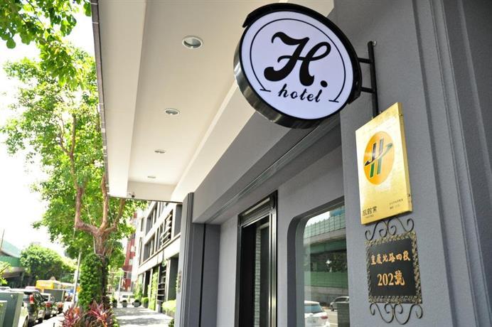 قارن أفضل عروض الفندقية - Hulu Hotel، مدينة تايبيه