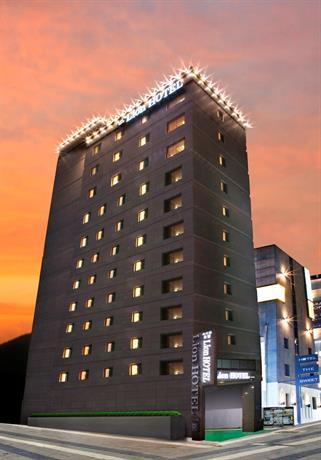 Lion Hotel Busan