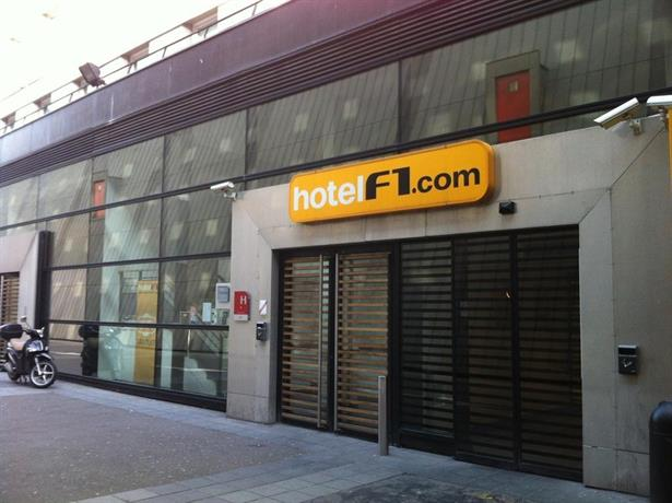 Hotelf1 paris porte de chatillon compare deals - 23 avenue de la porte de chatillon 75014 paris ...