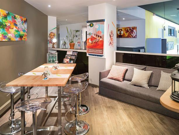 Hotel Ibis Styles Bercy Parigi