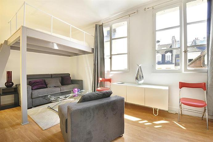 Amelie flat paris compare deals for Flat hotel paris