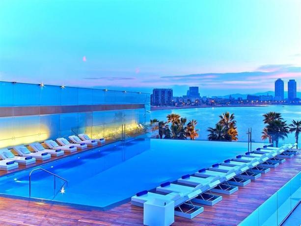 W hotel barcelona compare deals for Hotel w barcelona restaurante