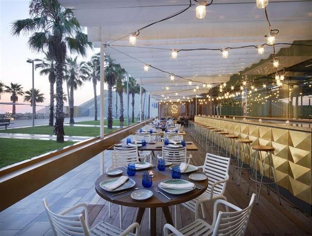 W hotel barcelona compare deals for Beach club barcelona