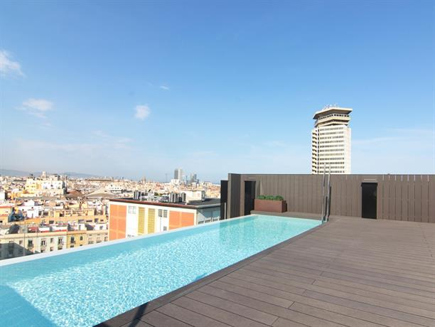 Andante hotel barcelona barcellona offerte in corso for Offerte hotel barcellona