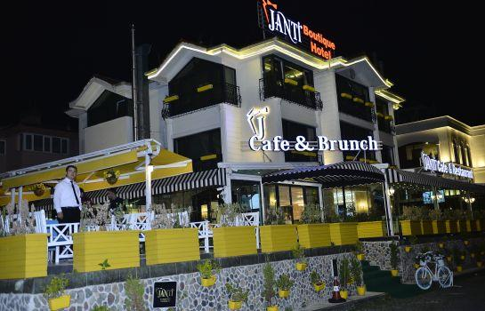 Janti boutique hotel cafe for Brunch boutique hotel