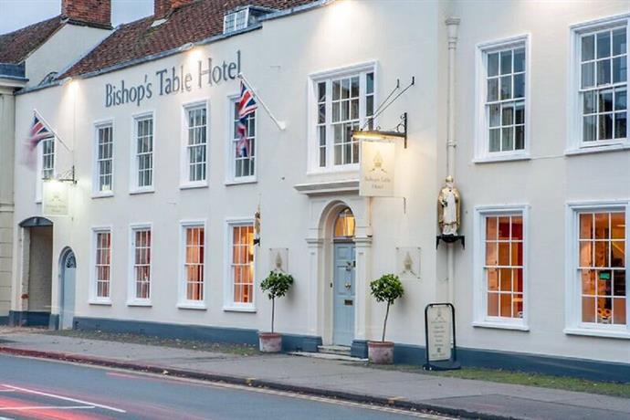 The Bishops Table Hotel Farnham