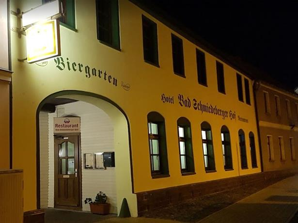 Hotel Und Restaurant Bad Schmiedeberg