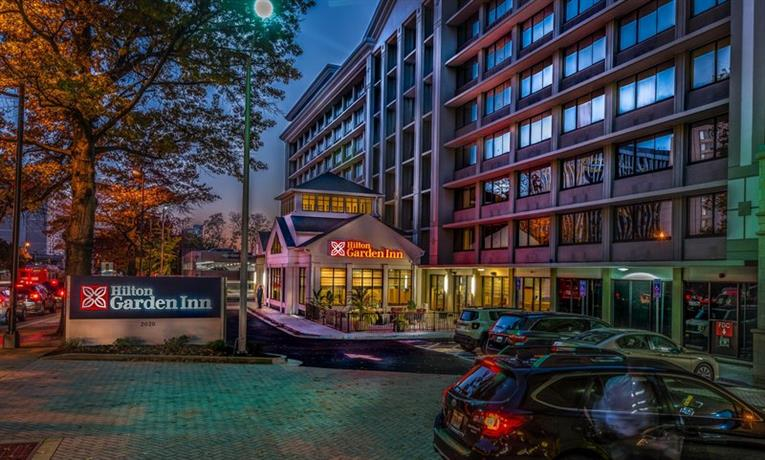 Hilton Garden Inn Reagan National Airport Arlington Compare Deals
