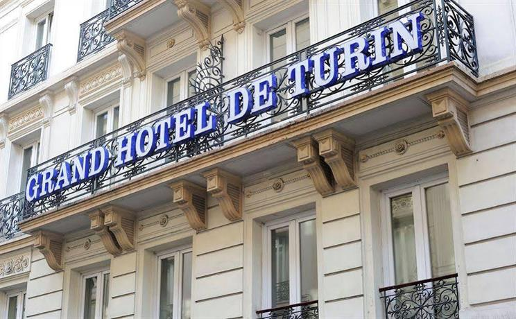 Grand Hotel de Turin