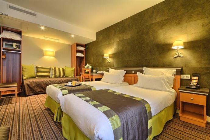 Hotel Mondial Paris