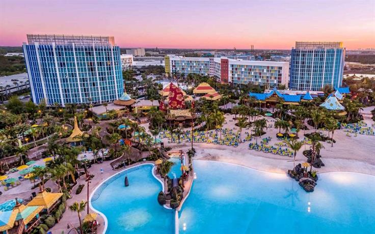 About Universal S Cabana Bay Beach Resort