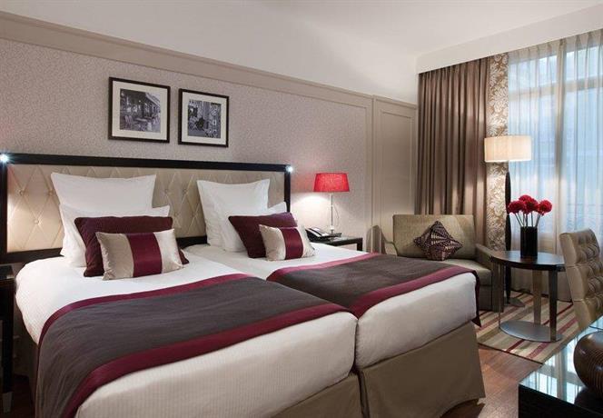 Paris Marriott Opéra Ambassador Hôtel