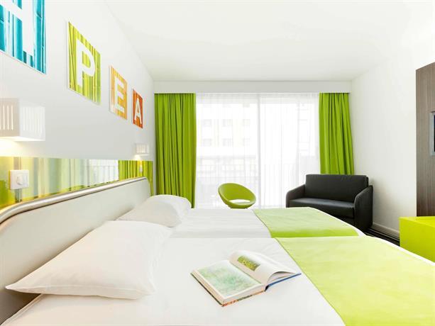 Hotel Ibis Paris Porte D Orleans