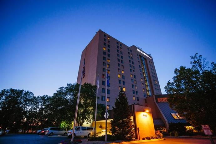 Doubletree Hotel Minneapolis - Park Place