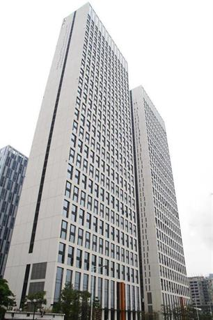 Estay Residence Poly World Trade Center Guangzhou
