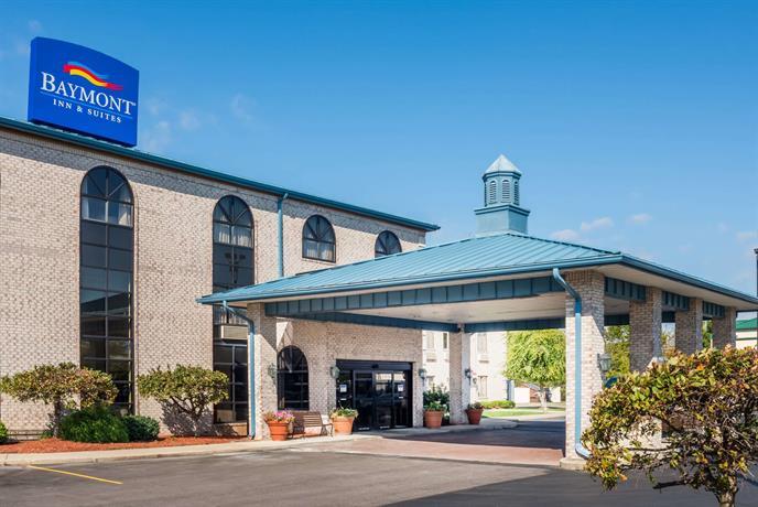 Baymont Inn & Suites Indianapolis Airport Plainfield
