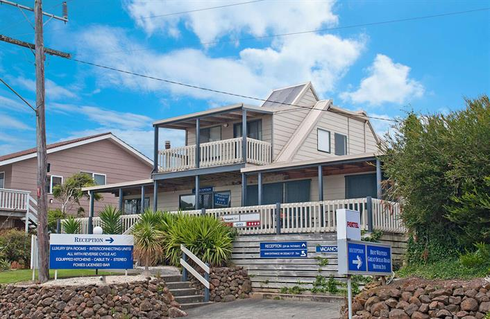 BEST WESTERN Great Ocean Road Motor Inn