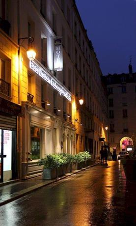 Hotel Best Western Faubourg Saint Martin Paris