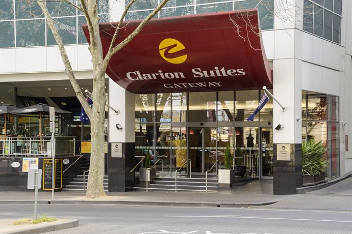Clarion Suites Gateway