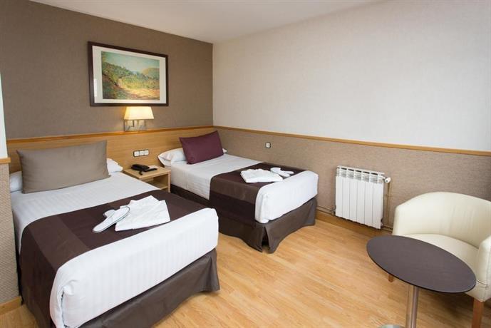 Hotel Catalonia Rubens Barcelona