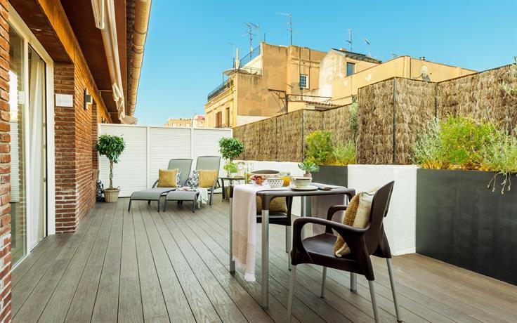 Aparthotel mariano cubi barcellona offerte in corso for Offerte hotel barcellona