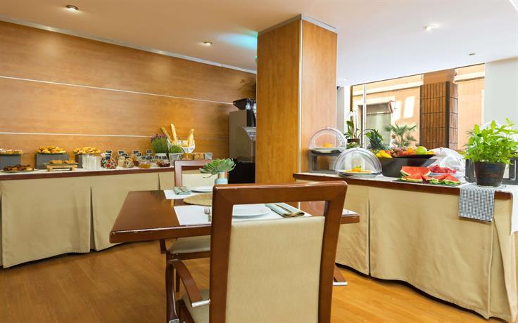 Aparthotel mariano cubi barcellona offerte in corso for Offerte barcellona