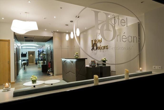 Hotel D'Orleans Orleans Centre