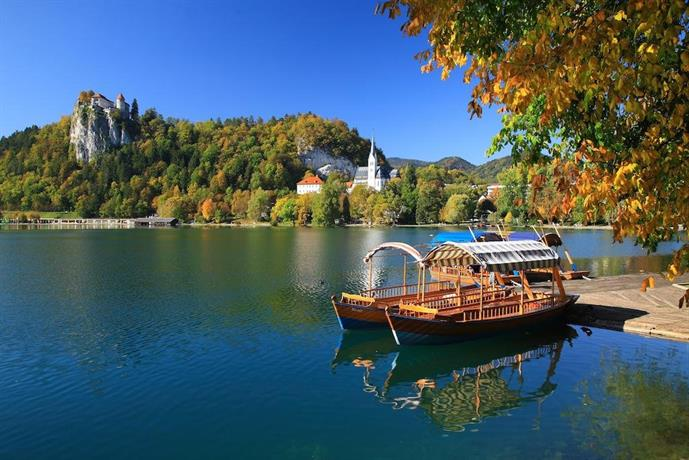 About Garden Village Bled