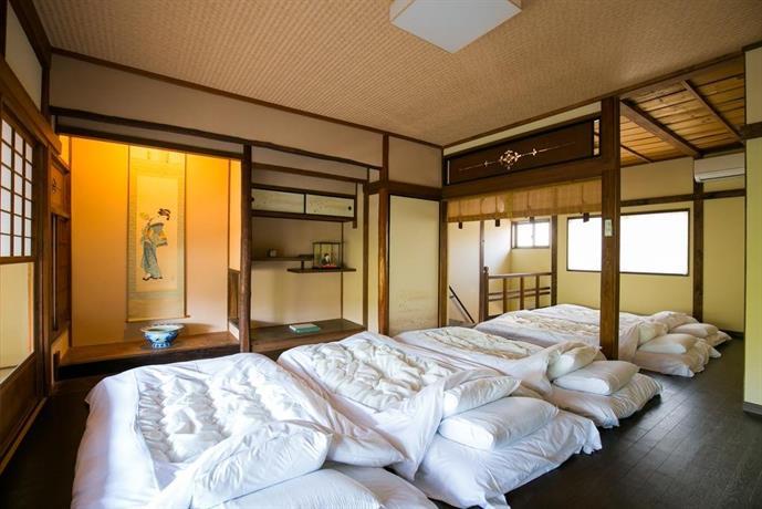 Kyoto yadomachi Kamishichiken