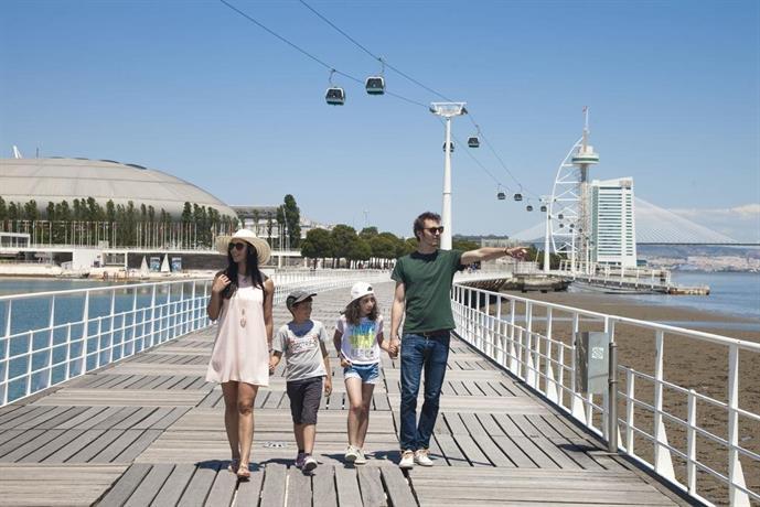 Apt in Lisbon Marina