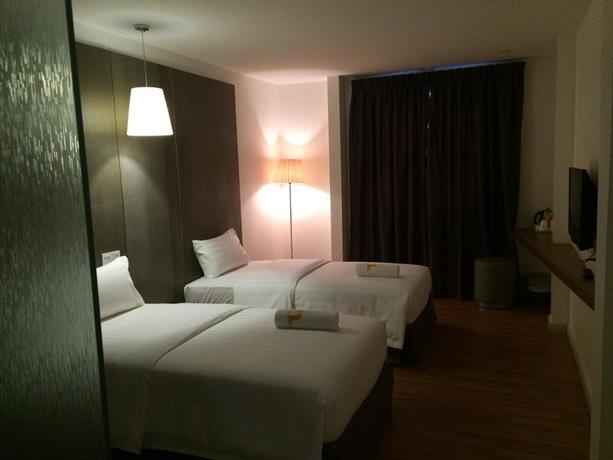 About T Hotel Butterworth