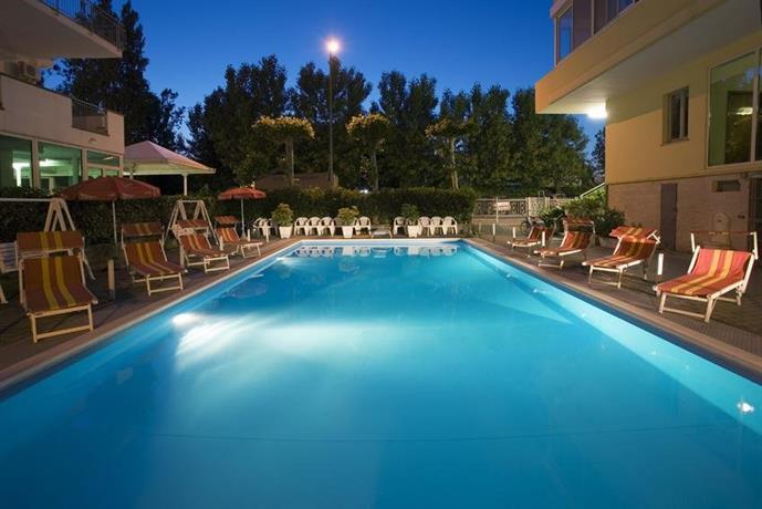 Hotel Beverly Rimini
