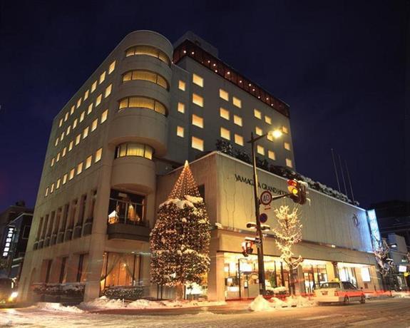 Grand Hotel Yamagata