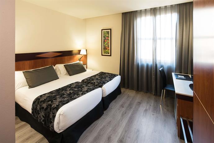 Hotel Catalonia Berna Barcelona