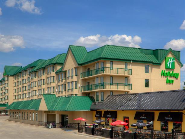 Holiday Inn Edmonton South Restaurant