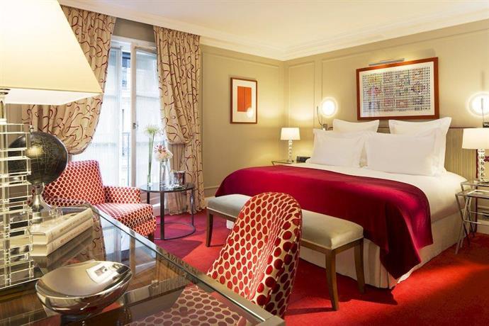 Hôtel Le Burgundy