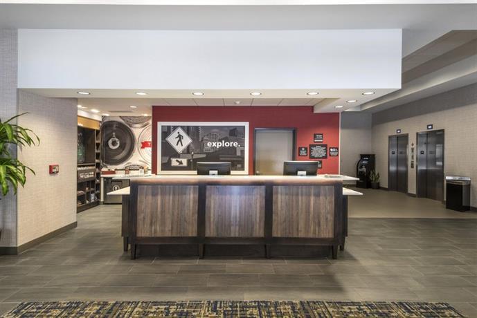 Hampton Inn & Suites Tulsa Downtown Ok