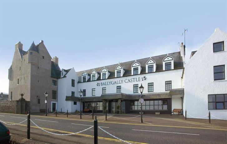 Ballygally Castle Hotel Compare Deals