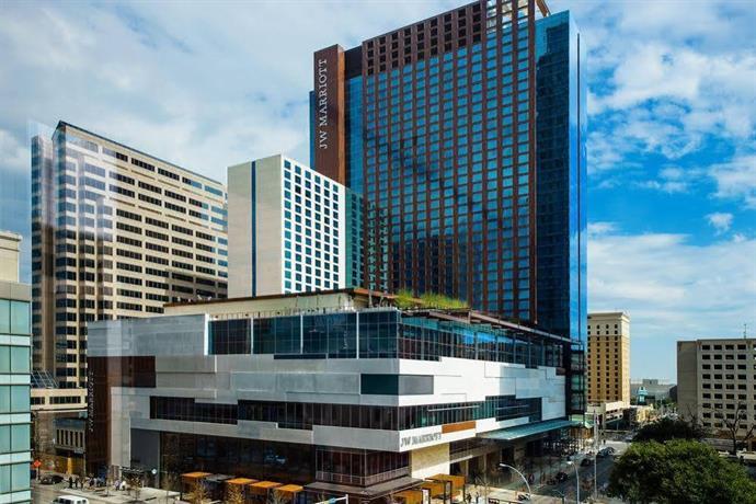 JW Marriott Austin - Compare Deals