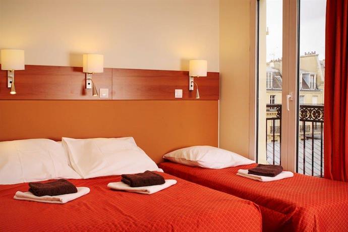 Hotel Marignan  Rue Du Sommerard  Paris