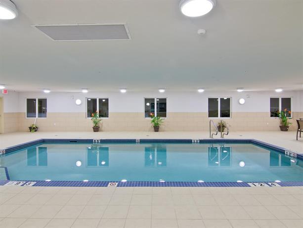 Holiday Inn Express Hotel Suites Fort Saskatchewan Compare Deals