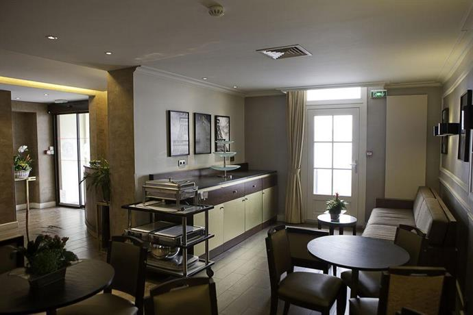 Best western sevres montparnasse paris die g nstigsten for Ideal hotel montparnasse