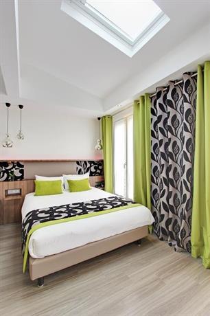 Hotel Alhambra Paris
