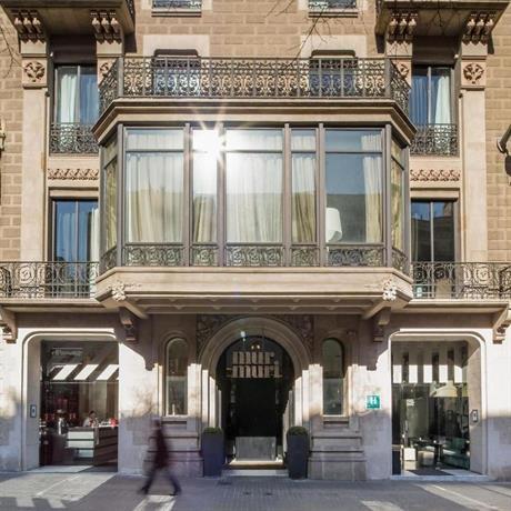 Hotel murmuri barcelona barcellona offerte in corso for Offerte hotel barcellona