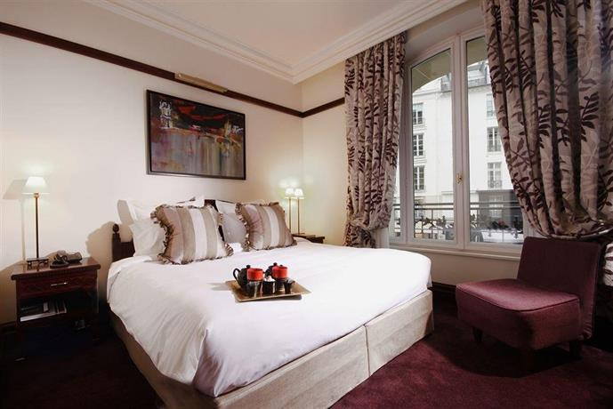 Hotel Foyer Le Pont Paris : Hotel pont royal paris compare deals