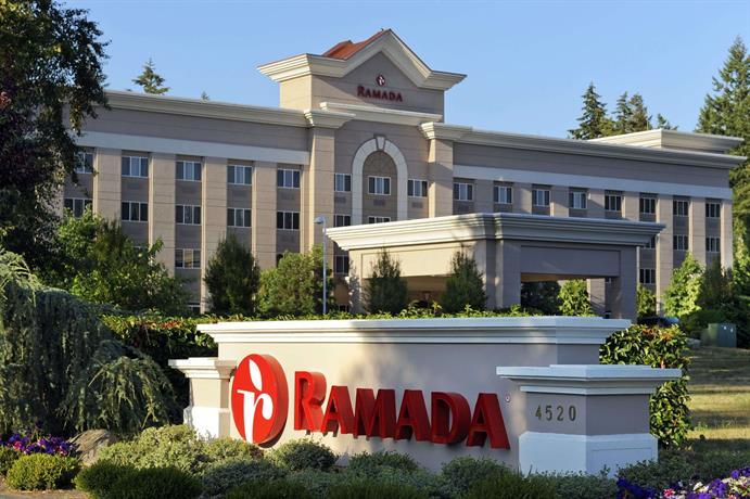 Ramada by Wyndham Olympia