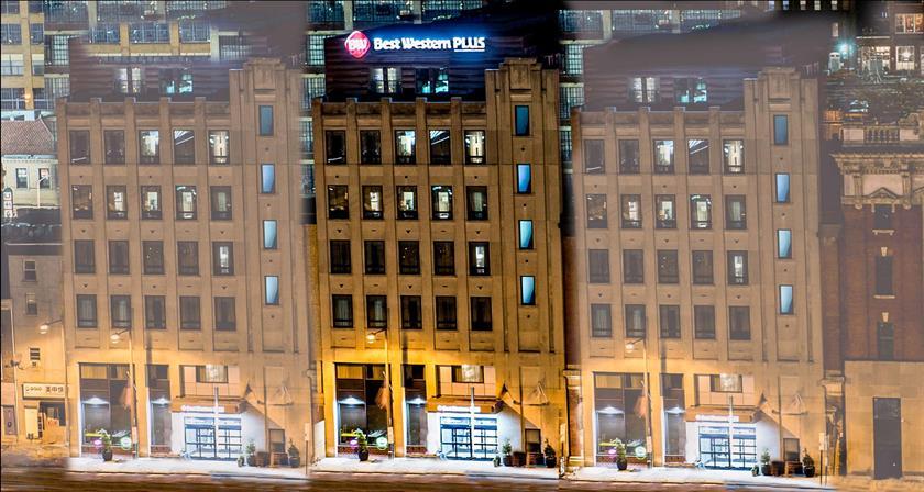 Best Western Philadelphia Convention Center Hotel
